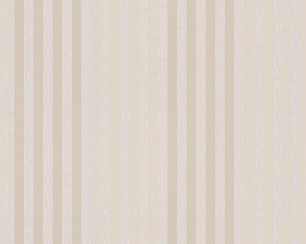Wallpaper Michael Michalsky stripes cream white 30397-1