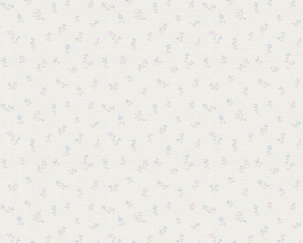 Wallpaper cream rose flower AS Creation 30523-2 online kaufen