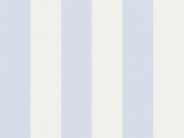 Wallpaper cream blue stripes AS Creation 3140-24