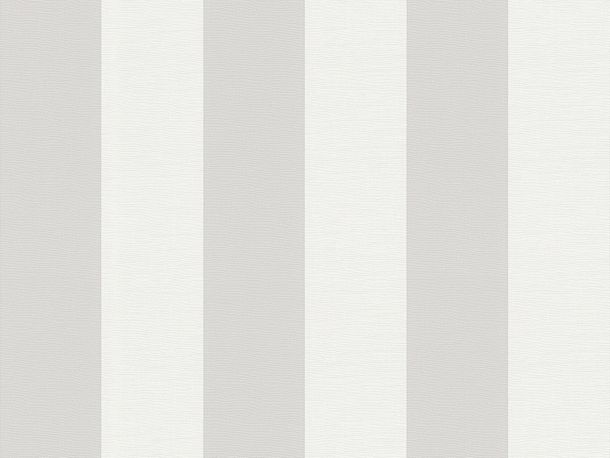 Wallpaper cream grey stripes AS Creation 3140-31