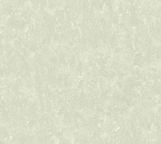 Vliestapete Meliert Uni grün Glanz 30423-3