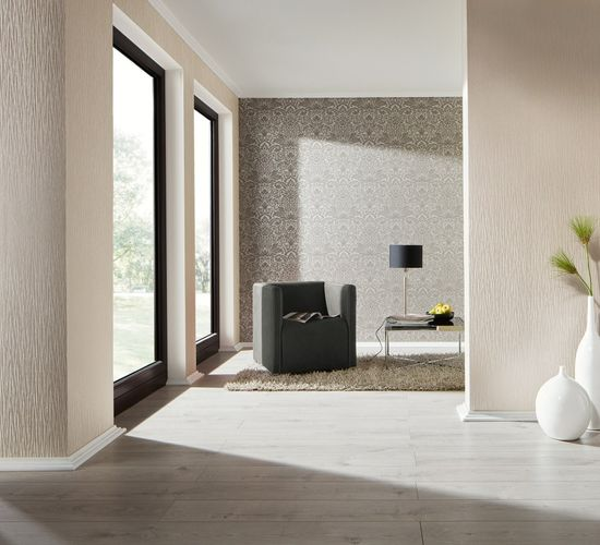 Wallpaper texture taupe Architects Paper 30430-6 online kaufen