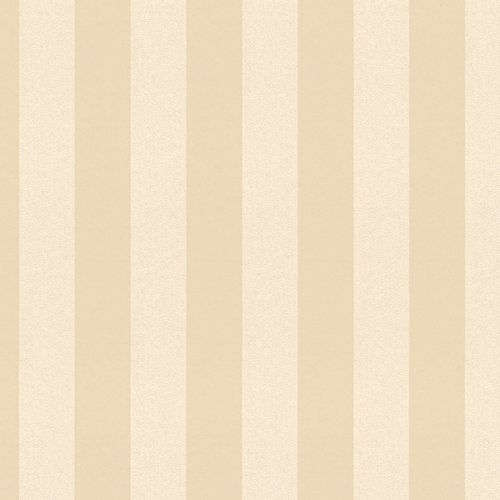 Non-woven wallpaper striped plain beige glitter 3121-43 online kaufen