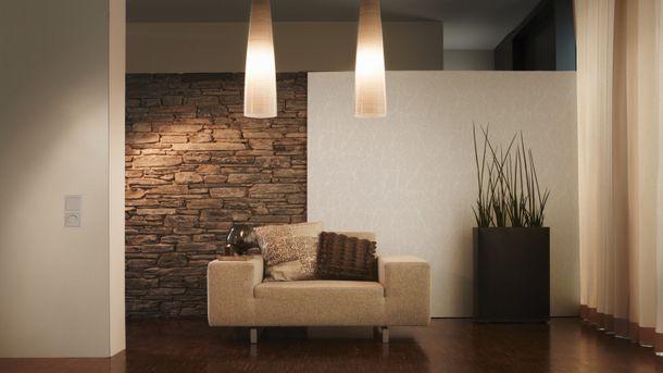 Non-Woven Wallpaper Mottled grey livingwalls 2982-94 online kaufen