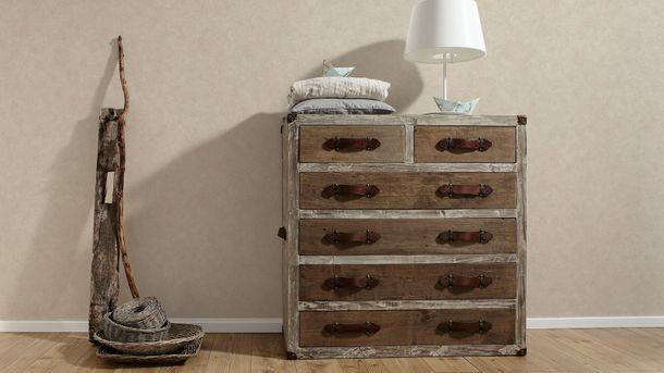 Wallpaper Elegance AS Creation uni beige 30175-7 online kaufen