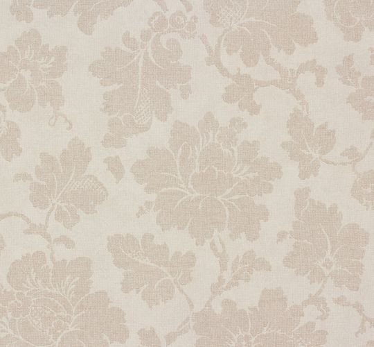 Tapete Elegance AS Creation Blumen creme beige 30519-2 online kaufen