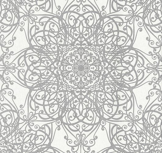 Wallpaper Guido Maria Kretschmer ornament cream 02465-30