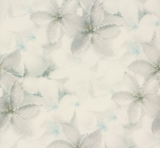 Wallpaper Guido Maria Kretschmer flower blue 02469-40 online kaufen