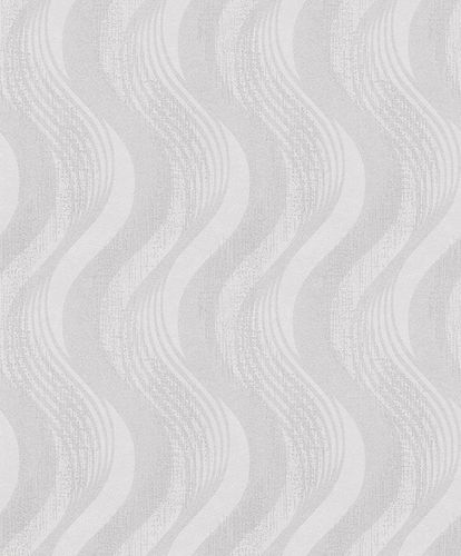 Wallpaper waves Erismann grey glitter 5959-10 online kaufen