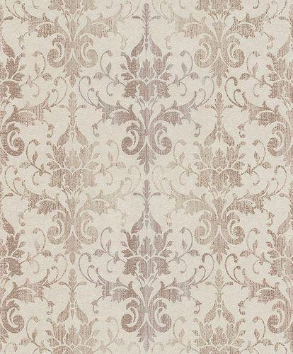Wallpaper baroque Erismann taupe shiny 5962-38 online kaufen