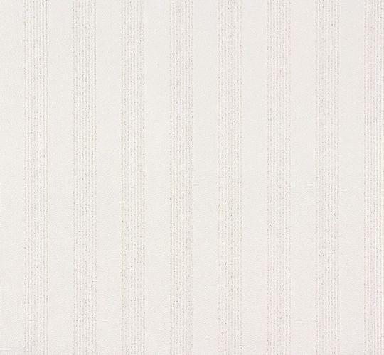 Tapete Bling Bling Streifen Glitzer weiß creme 3151-13 online kaufen
