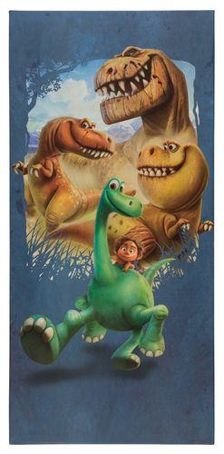 Bild Disney Arlo & Spot Kinder blau bunt 33x70cm online kaufen