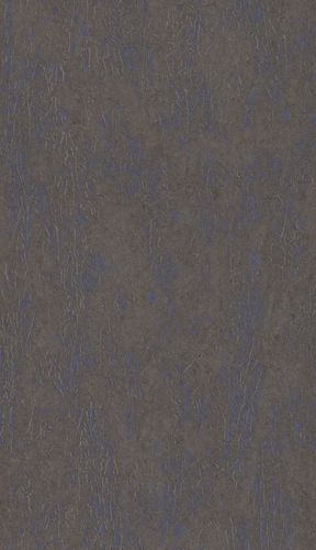 Wallpaper Rasch Textil structure black blue 227085