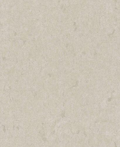 Non-woven Wallpaper Plain Vintage beige Glossy 227276 online kaufen