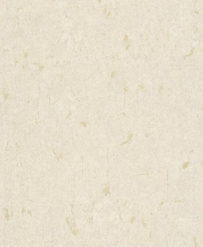Wallpaper Rasch Textil plaster cream 227290