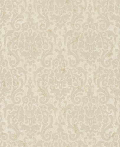 Wallpaper Rasch Textil ornament beige 227429