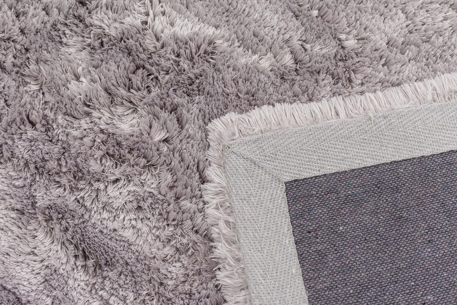 Schöner wohnen teppich  Schöner Wohnen Teppich Langflor Harmony grau 160004