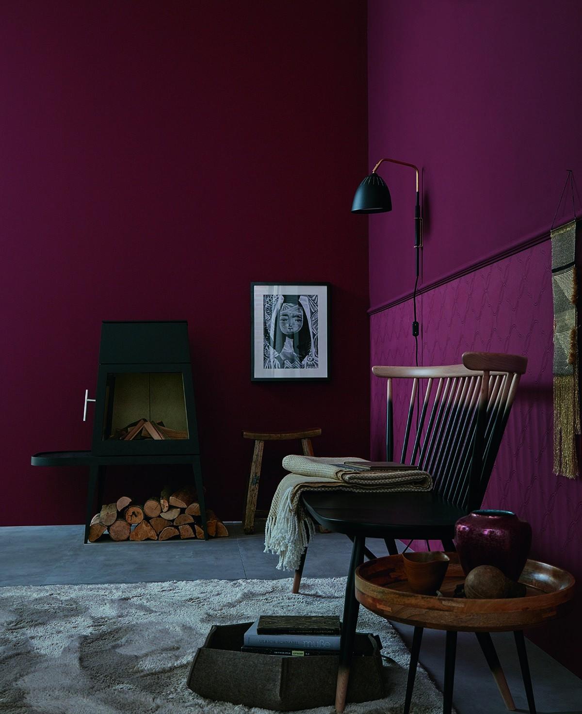 sch ner wohnen teppich langflor harmony grau 160004. Black Bedroom Furniture Sets. Home Design Ideas