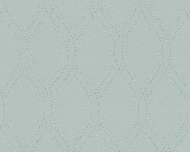 Wallpaper blue glitter graphic Spot AS Creation 30599-4
