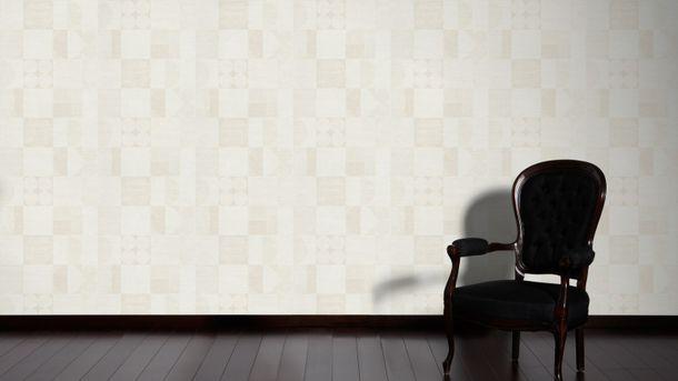 Vliestapete Grafik creme beige livingwalls Titanium 30644-4 online kaufen