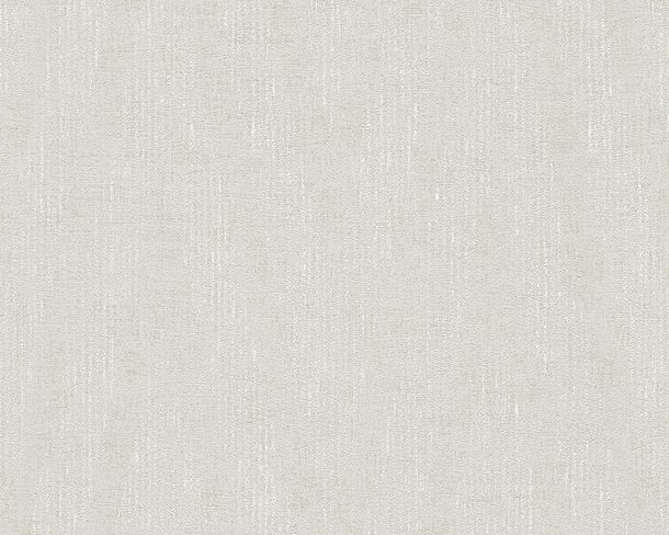 Wallpaper cream plain Titanium livingwalls 30645-1