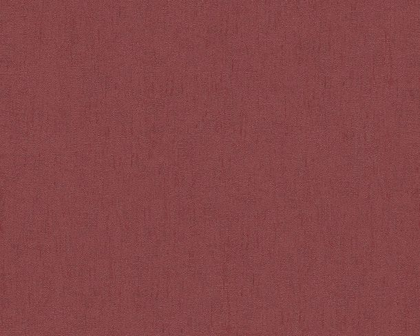 Wallpaper red plain Titanium livingwalls 30646-7 online kaufen
