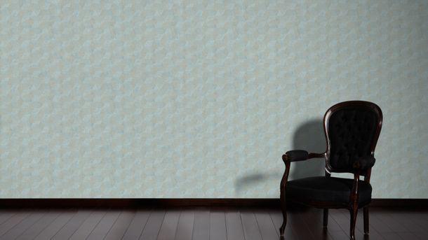 Wallpaper silver graphics Titanium livingwalls 30654-3 online kaufen