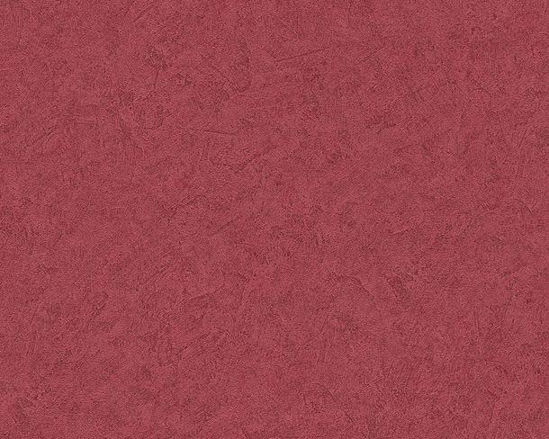 Vliestapete Uni rot livingwalls Titanium 3153-73