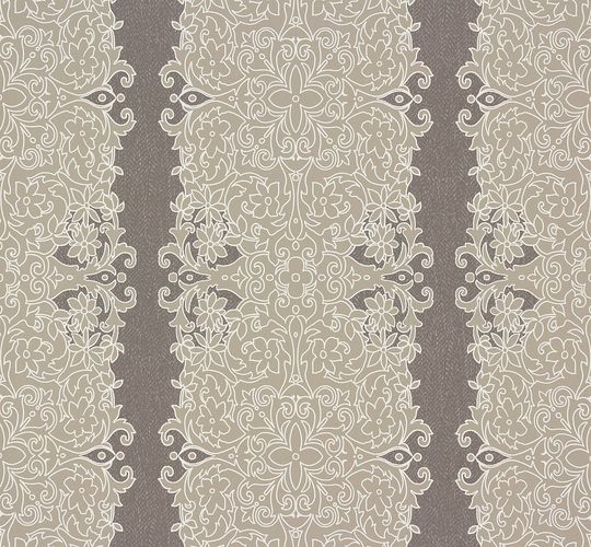 Wallpaper Zuhause Wohnen Marburg grey flower 57106