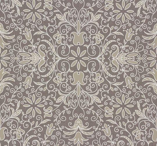Wallpaper Zuhause Wohnen Marburg grey flower 57111