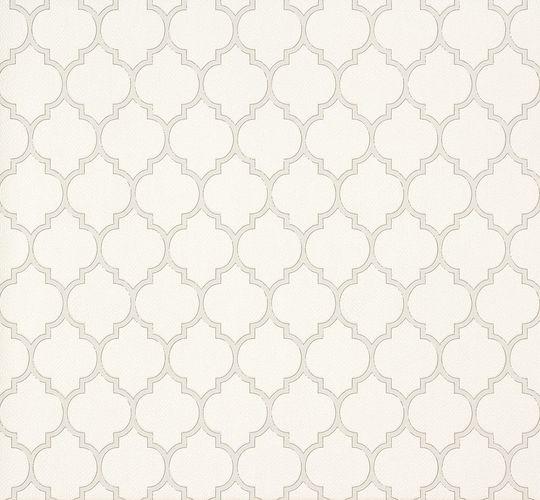 Wallpaper Zuhause Wohnen Marburg white ornament 57144 online kaufen