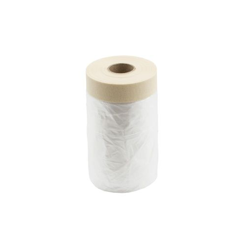 Combi-Masking Tape with Dust Sheet 550mm x 20m