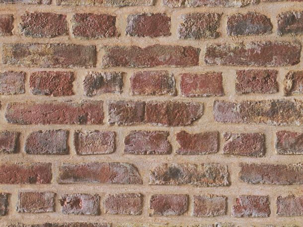 Wallpaper brick look red brown 30219-1 online kaufen
