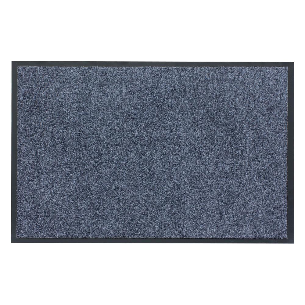 how to clean door mats
