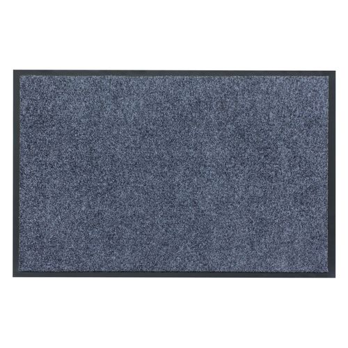 Dirt Barrier Mat Door Mat plain grey X-Tra Clean
