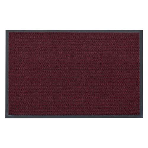 schmutzfangmatte t rmatte meliert rot basic clean. Black Bedroom Furniture Sets. Home Design Ideas
