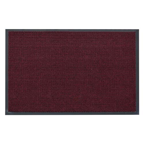 Dirt Barrier Mat Door Mat mottled red Basic Clean