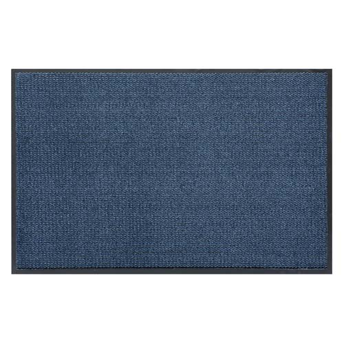 Dirt Barrier Mat Door Mat mottled blue Basic Clean