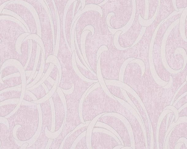 Wallpaper Lutece Soraya tendril gloss rose 305851 online kaufen