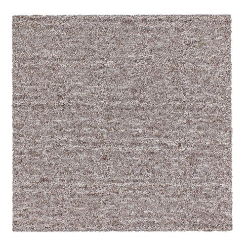 Carpet Tile Hard-Wearing Rug Diva beige 50x50 cm