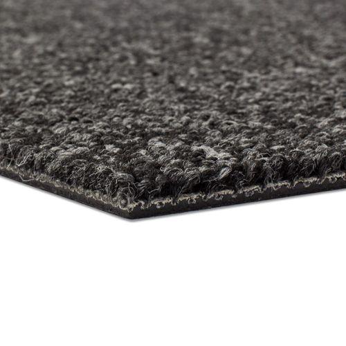 Teppichfliese Teppichplatte Diva schwarz 50x50 cm online kaufen