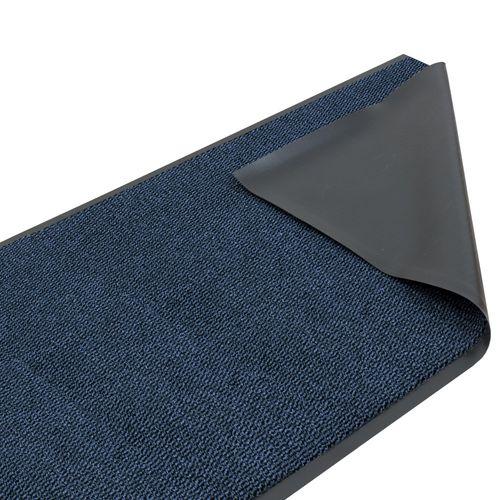 Dirt Barrier Runner Rug Mat blue Basic Clean 90cm online kaufen