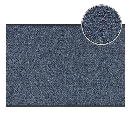 Heavy Duty Non-Slip Dirt Runner blue Classic Clean 120cm online kaufen