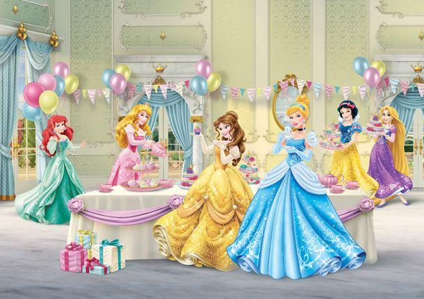 Fototapete Tapete Disney Prinzessin Cindarella 360x254cm