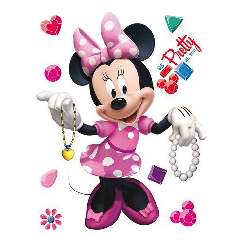 Wandsticker Sticker Disney Minnie Maus Mädchen 65x85cm