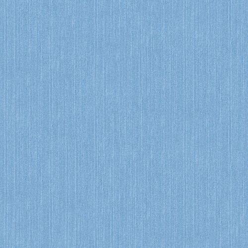 Vliestapete Uni Rasch Textil blau 148605 online kaufen