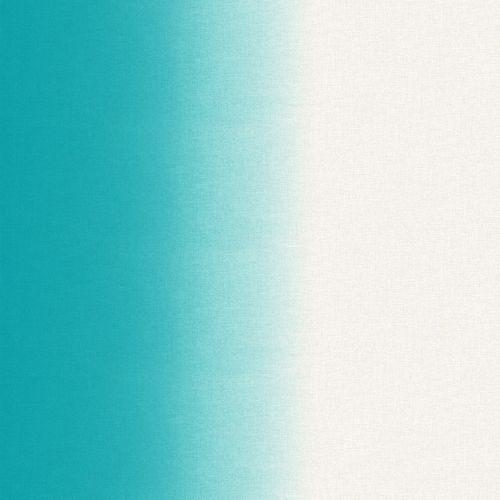 Non-Woven Wallpaper Dip Dye turqoise Rasch Textil 148607 online kaufen
