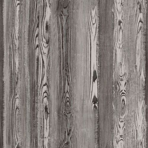 Non-Woven Wallpaper Wood Grain brown black 148627 online kaufen