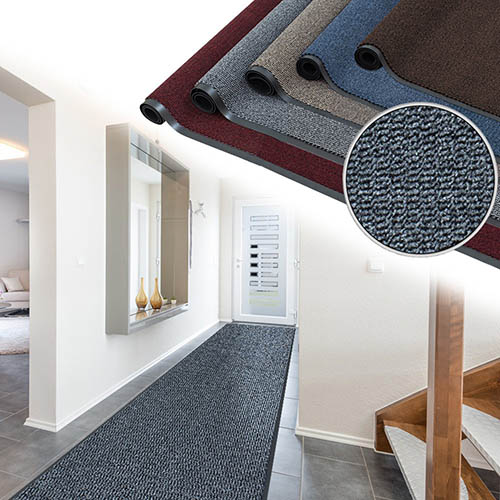 Dirt Barrier Runner Rug Mat Basic Clean 120cm