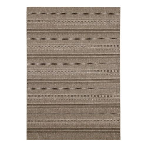 Carpet Rug Flatwoven Astra Stripes beige